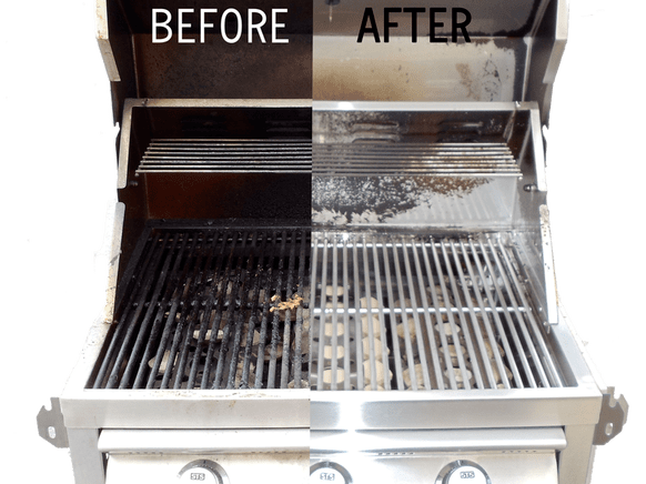 BBQ Cleaning Service Toronto
